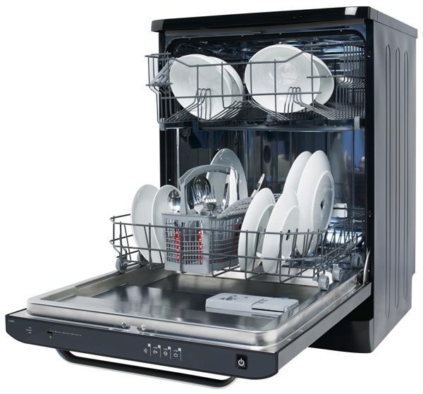 як користуватися посудомийній машиною