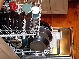 як користуватися посудомийній машиною аристон