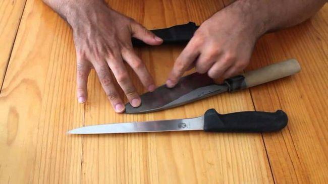 філейні ножі для риби Рапала