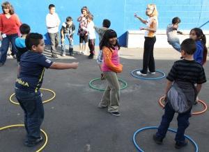 спортивні ігри для дітей дошкільного віку