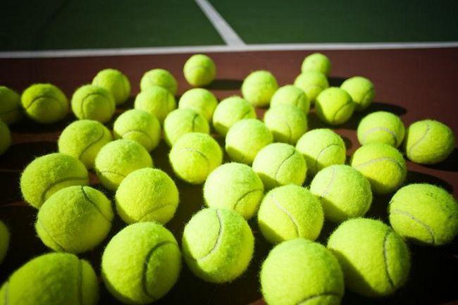 тенісний м`яч тренажер