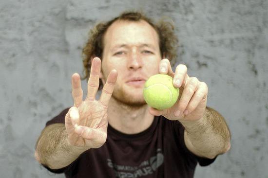 тенісні м`ячі head